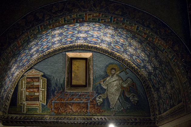 Mausoleo di Galla Placida