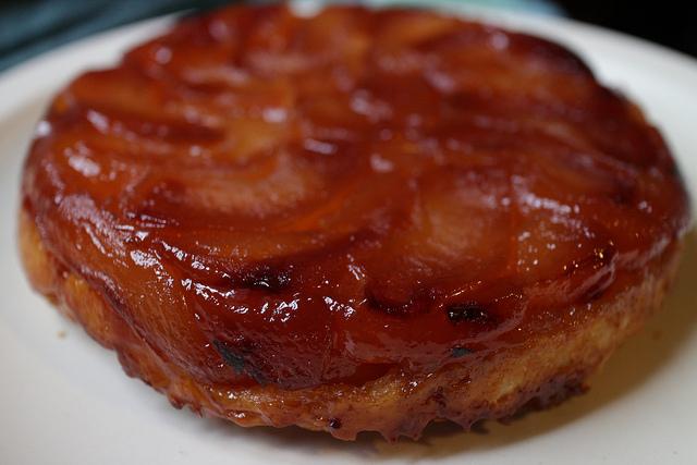 French tarte tatin by Hal Yamagucci