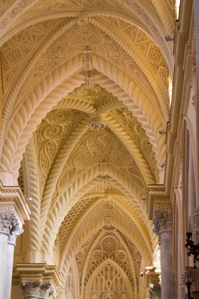 Inside Chiesa Matrice