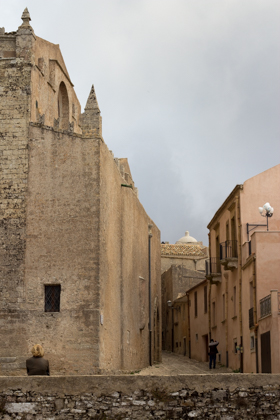 Streets of Erice