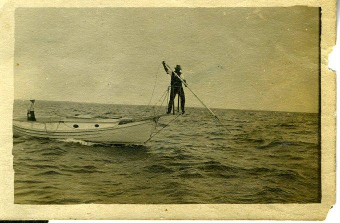 Harpooning Swordfish in Westport by UncoveringWestport