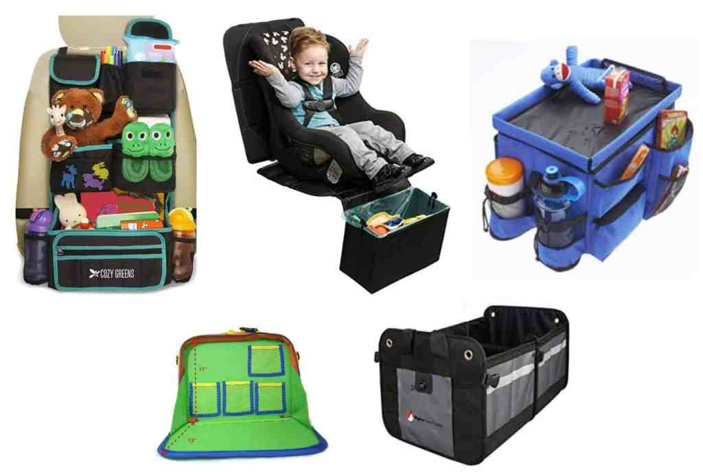 Keep Your Car Organized When You Have Kids With These Key Storage and Organization Pieces Perfect For any Size Car