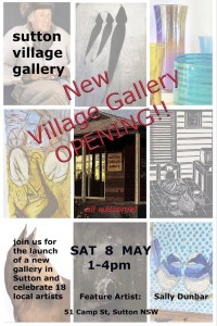 Sutton Village Gallery – official opening