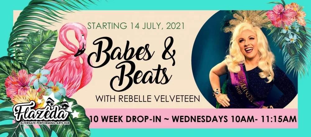 Babes and Beats Workshop - Flazeda Hub