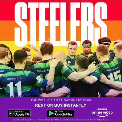 Steelers – film review