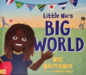 Nic Naitanui and Fátima Anaya – Little Nic's Big World