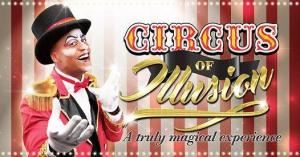 Circus of Illusion coming to town