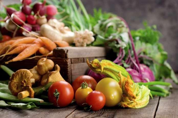 Farmer's Market - Vegetables