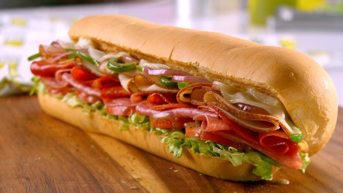 Turkey Italiano SUBWAY