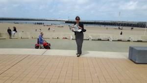 gratis wandelingen in Oostende