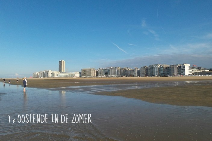 7 x Zomer in Oostende