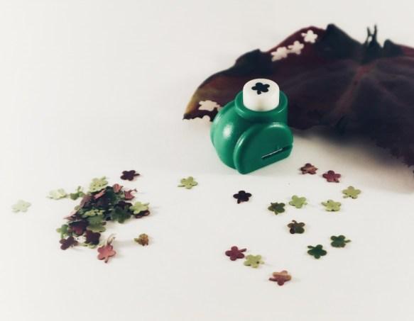 Zero waste confetti