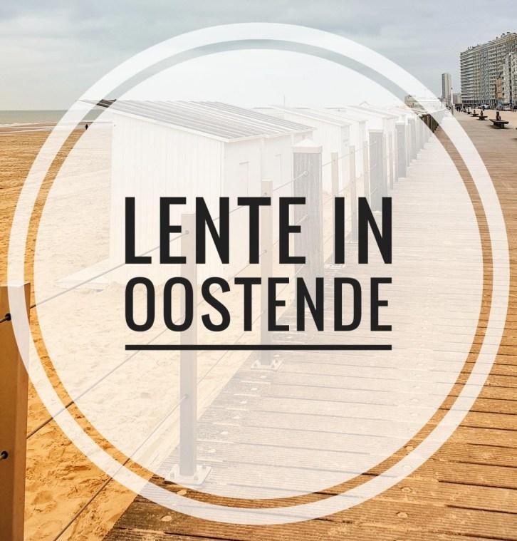 Lente in Oostende