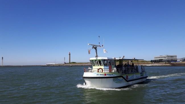 Overzetboot - Oosteroever Oostende