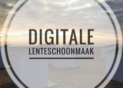 Digitale lenteschoonmaak