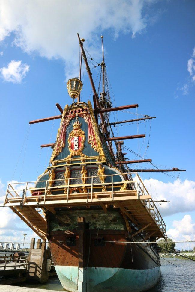 replica Batavia