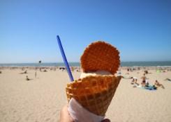 beste ijsjes van de Belgische kust
