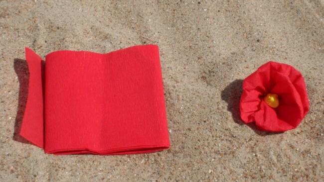 Tutorial strandbloemen maken - verschillende soorten