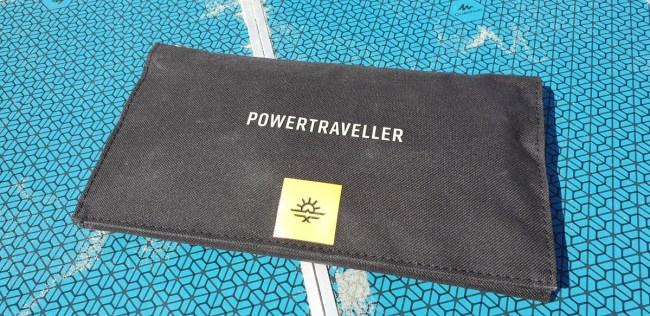 Powertraveller - meeneembare zonnepanelen