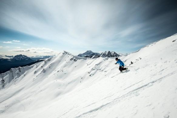 City + Ski in Edmonton & Jasper, Canada