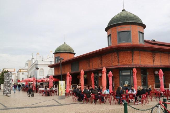 Food market Olhão