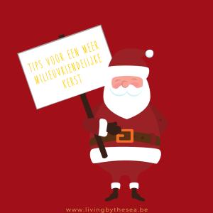 Tips voor een meer milieuvriendelijke kerst