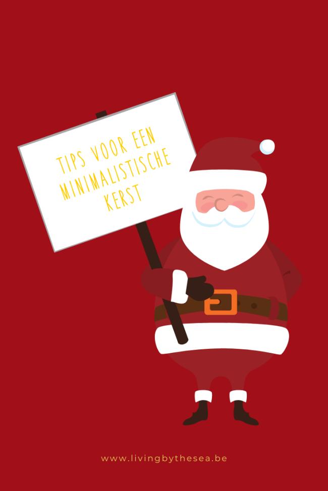 Tips voor een minimalistische kerst