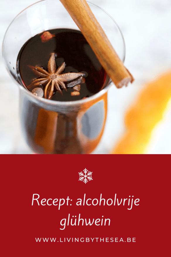 Alcoholvrije glühwein - recept