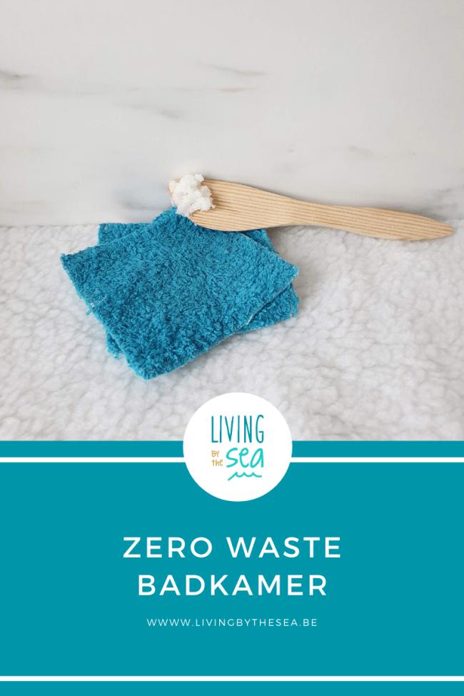 Zero waste badkamer editie
