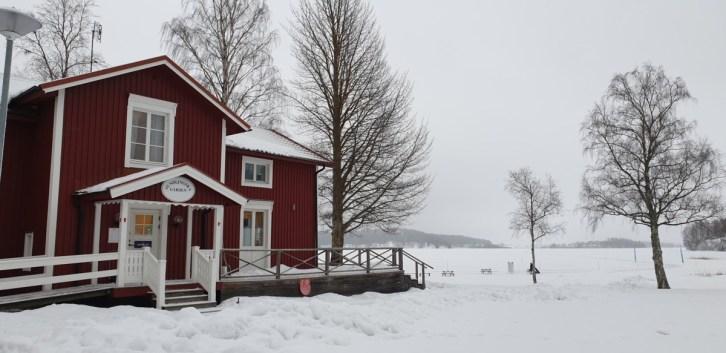 Umeå, winterse citytrip