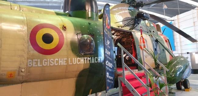Sea King Belgische luchtmacht
