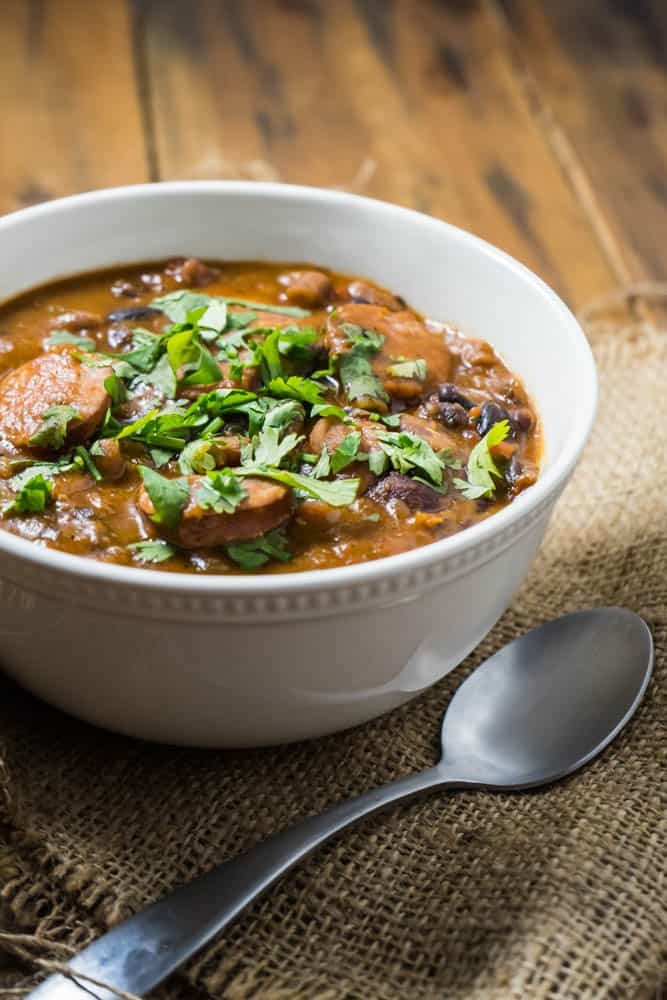 Five Bean Soup