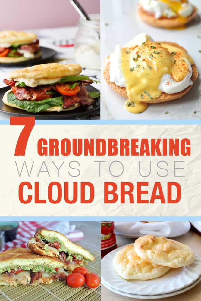 7 Groundbreaking Ways To Use Cloud Bread