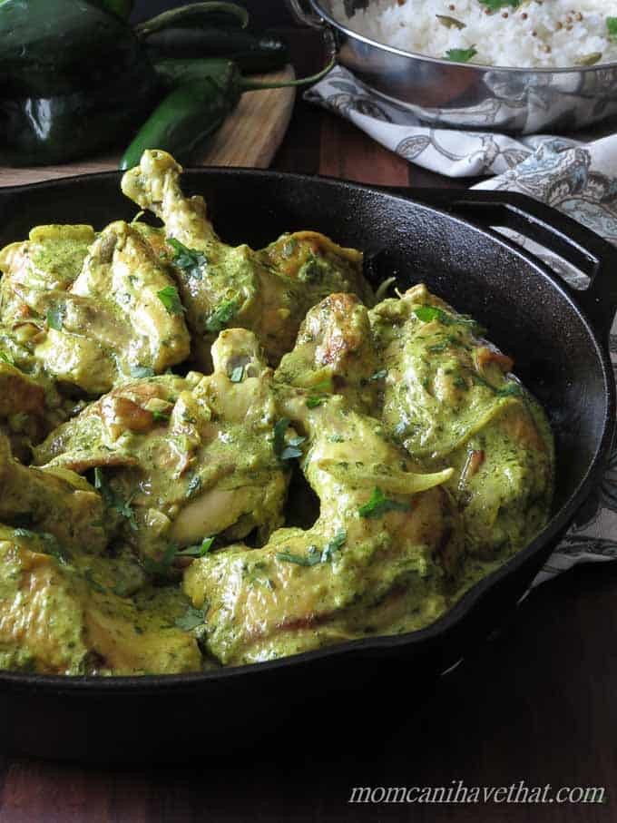 Paleo Bangalore Chicken Curry