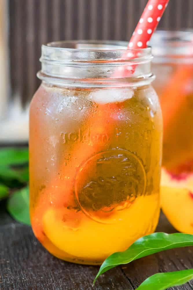 Peach Rooibos Tea-3