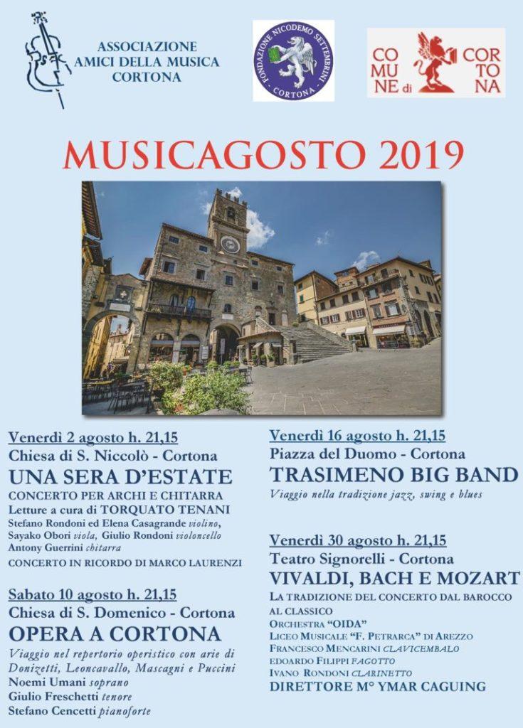 musicagosto 2019 cortona
