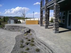 Retaining Wall Construction Calgary