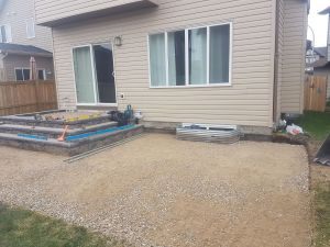Paver Stone Patio Construction Calgary