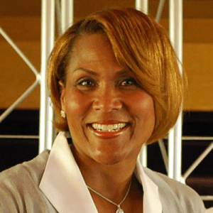 Co-Pastor Carolyn Brown