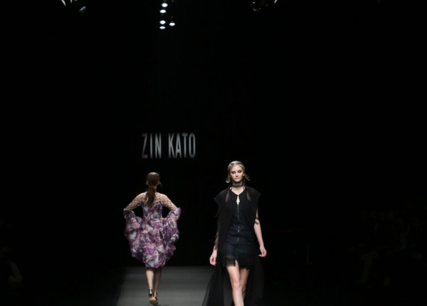 Zin Kato Spring / Summer 2017 Collection, by Livingfash