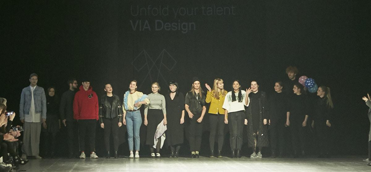 VIA Design: Graduate show 2017
