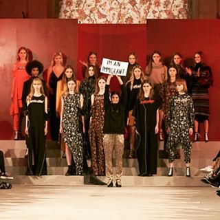 Social issues are abundant these days In the fashion worldhellip
