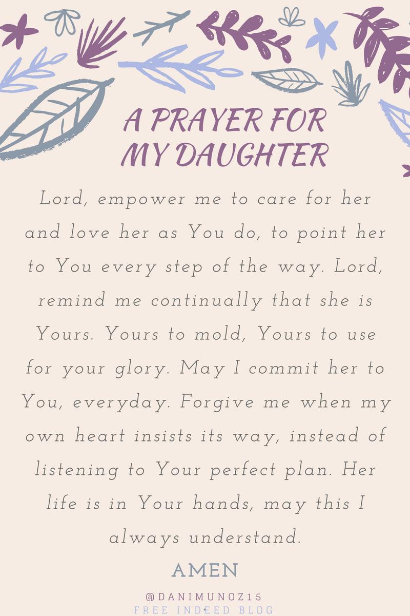 prayer-for-daughter