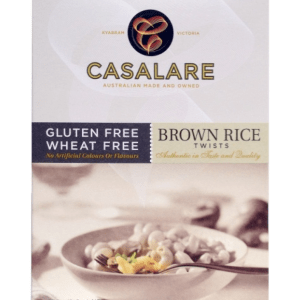 Casalare Brown Rice Twists