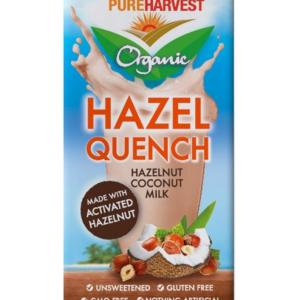 Pure Harvest Organic Hazel Quench Hazelnut Coconut Milk