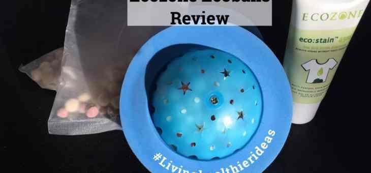 Ecozone EcoBalls Ecological Washing balls Review