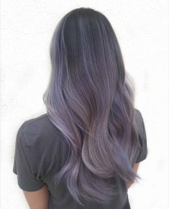 The Smoky Lilac