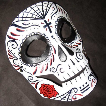 Day of the Dead Mask 3