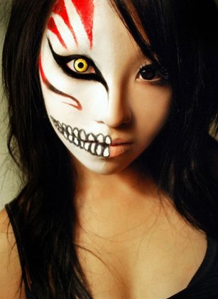 Day of the Dead Makeup Ideas 13
