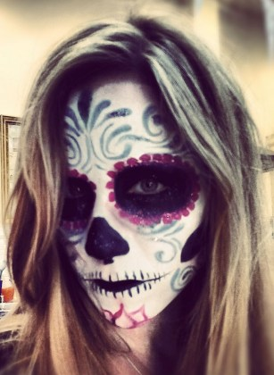 Day of the Dead Makeup Ideas 32